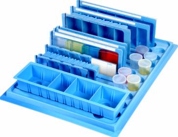 Nr.: 31 - Medicinbakke Simpel til æsker og medicinbægre