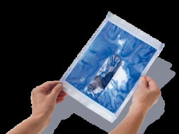 Hawo InkTest PRO i blå til papir/laminat poser.